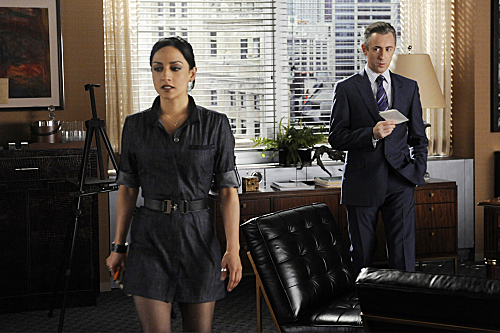 The Good Wife (CBS) Colin Sweeney Agonistes