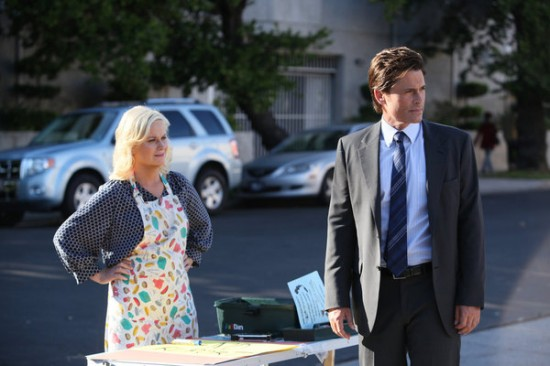 Parks and Recreation (NBC) The Smallest Park
