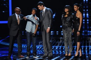 THE X FACTOR Top 10 Results Episode 16