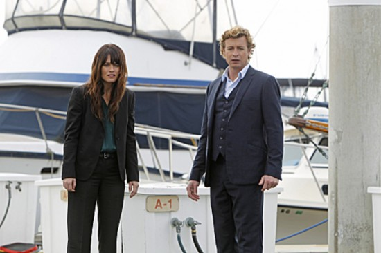 THE MENTALIST Always Bet on Red Season 4 Episode 11