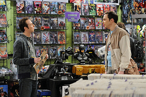 The Big Bang Theory (CBS) The Friendship Contraction