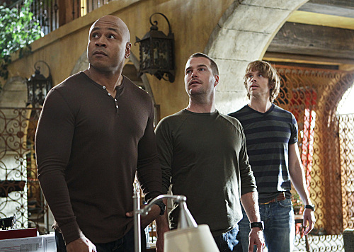 NCIS: Los Angeles (CBS) BLYE, K.