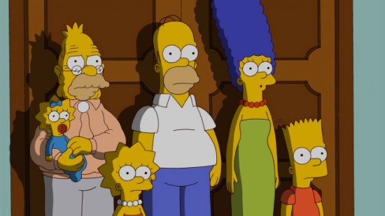 The Simpsons At Long Last Leave Season 23 Episode 14