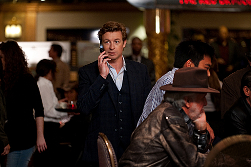 The Mentalist (CBS) Pink Champagne on Ice