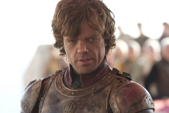Game of Thrones Season 2 Tyrion Peter Dinklage
