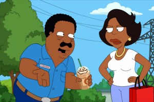 The Cleveland Show Frapp Attack