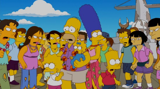 The Simpsons A Totally Fun Thing That Bart Will Never Do Again Season 23 Episode 19