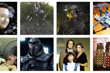 Falling Skies, Star Trek: Voyager, Star Trek: The Next Generation, Stargate SG-1, The Outer Limits, Battlestar Galactica, Dr. Who