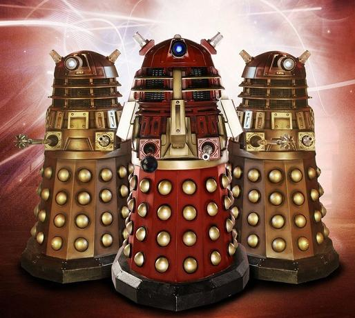 Daleks - Doctor Who