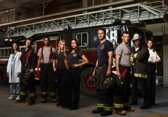 Chicago Fire - Season Pilot