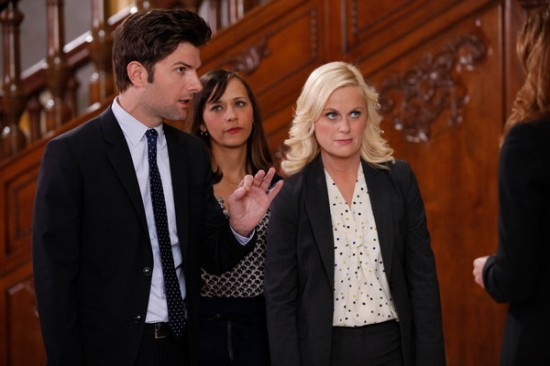 "Parks and Recreation ""Bus Tour"" Season 4 Episode 21"