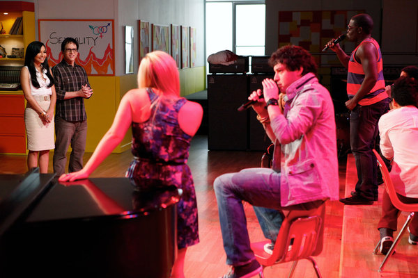The glee project season 2 sexuality