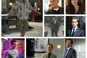 The Finder, NCIS, Fairly Legal, White Collar, Suits, Warehouse 13, Franklin & Bash
