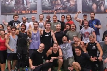 spartacus war of the damned training