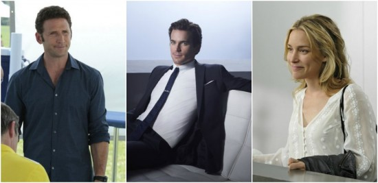 Covert Affairs', 'Royal Pains' and 'White Collar'