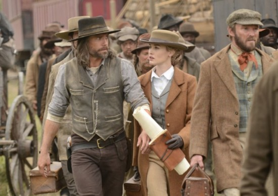 Hell On Wheels Season 2 Episode 3 Scabs
