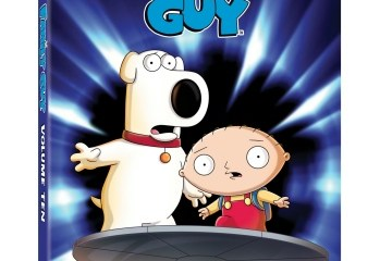 family guy volume ten dvd