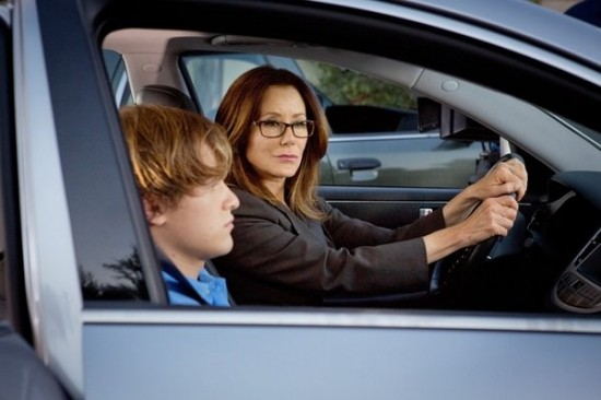 Rusty and Raydor - Major Crimes