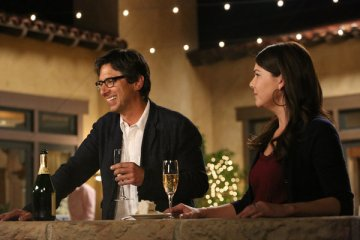 Ray Romano And Lauren Graham