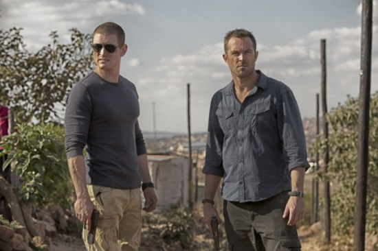 Strike Back Season 2