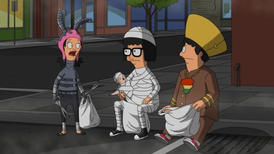 Exclusive Clip] Bob's Burgers First Halloween Episode - The Kids ...