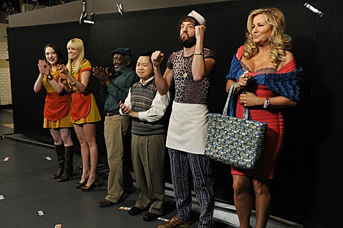 2 Broke Girls Season 2 Episode 8 And the Egg Special (10)