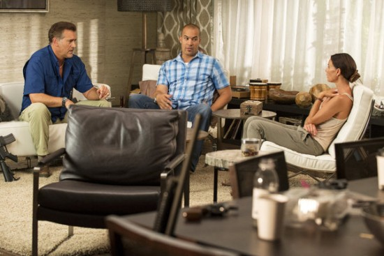 Burn Notice Season 6 Episode 13 Down & Out