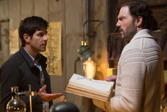 Grimm Season 2 Episode 10 The Hour of Death