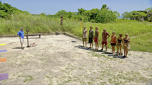 Survivor: Philippines Episode 11 (2012) Hell Hath Frozen Over (5)
