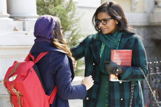 The Mindy Project Episode 7 Teen Patient