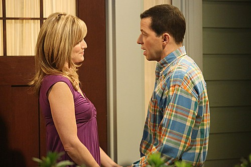 """Two and a Half Men Season 10 Episode 8 """"Something My Gynecologist Said"""" (4)"""