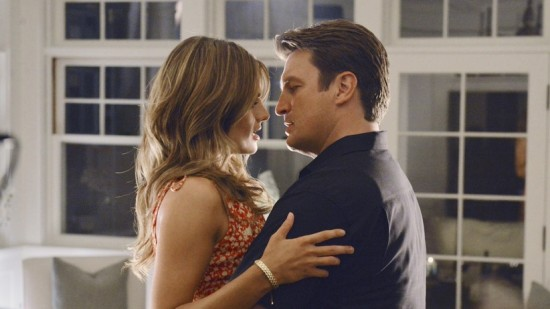 Kate Beckett and Rick Castle - Castle