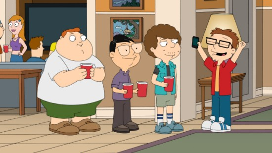 American Dad Season 8 Episode 6 Adventures in Hayleysitting