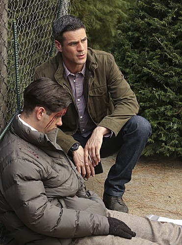 CSI: NY Season 9 Episode 10 The Real McCoy (2)