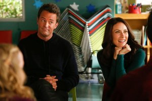 Go On (NBC) Episode 11 The World Ain't Over 'Til It's Over (1)