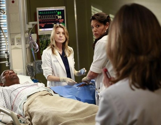 Grey's Anatomy Season 9 Episode 8 Love Turns You Upside Down (4)