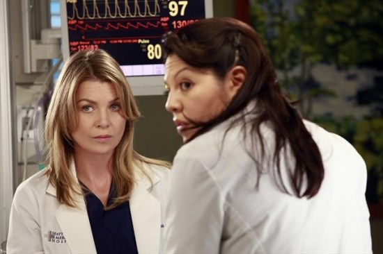 Grey's Anatomy Season 9 Episode 8 Love Turns You Upside Down (3)