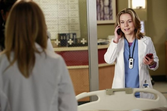 Grey's Anatomy Season 9 Episode 8 Love Turns You Upside Down (2)