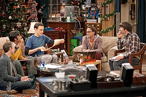 The Big Bang Theory Christmas Episode 2012 (Season 6 Episode 11 ...