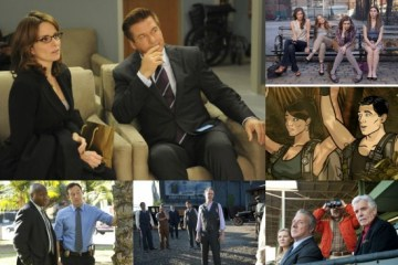 The Top 12 Shows of 2012