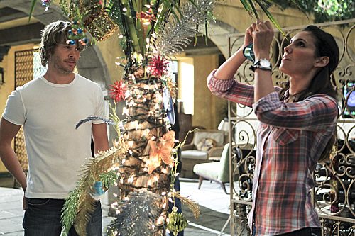 NCIS: Los Angeles Christmas Episode 2012 Free Ride (1)
