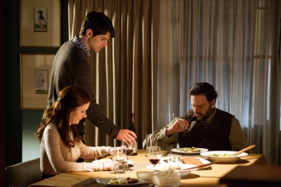 Juliette, Nick and Monroe - Grimm