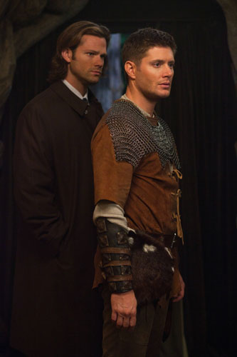 Supernatural Season 8 Episode 11 Larp and the Real Girl (5)