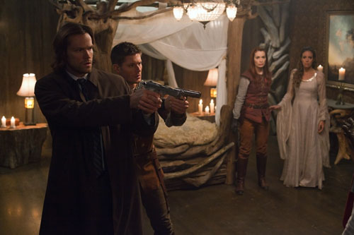 Supernatural Season 8 Episode 11 Larp and the Real Girl (6)