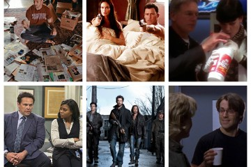Elementary, Burn Notice, NCIS, Person of Interest, Falling Skies, Stargate SG-1