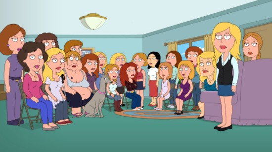 Family Guy Season 11 Episode 13 Valentines Day In Quahog