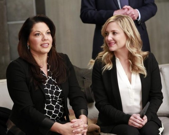 Grey's Anatomy Season 9 Episode 16 This Is Why We Fight (4)