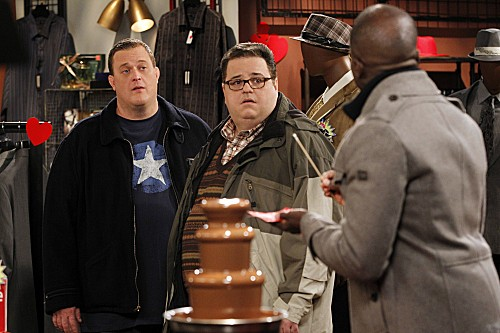 Mike & Molly Season 3 Episode 14 The Princess and the Troll (2)