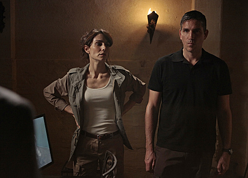 Stanton and Reese - Person of Interest