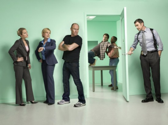Psych Interview: Corbin Bernsen, Maggie Lawson and Tim